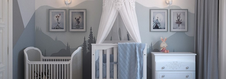 Déco chambre bébé : idées et conseils - Magazine Compactor