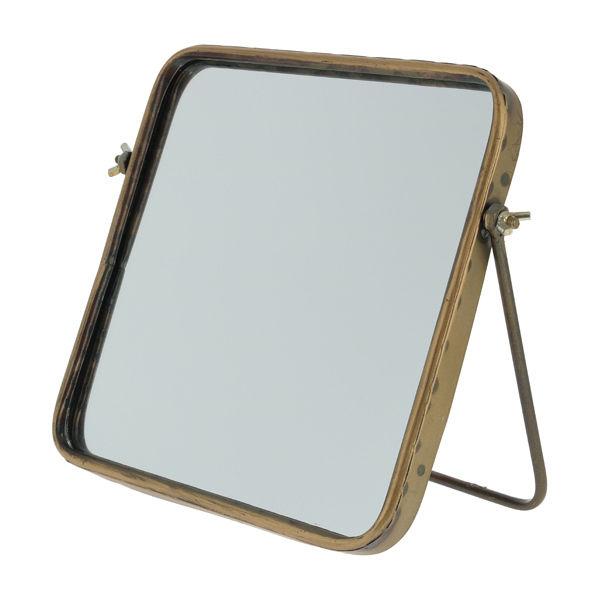 accessoire salle de bain miroir