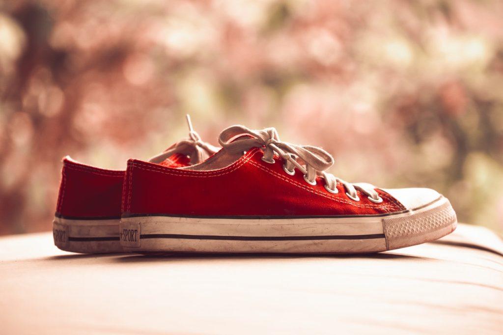 Ranger ses chaussures