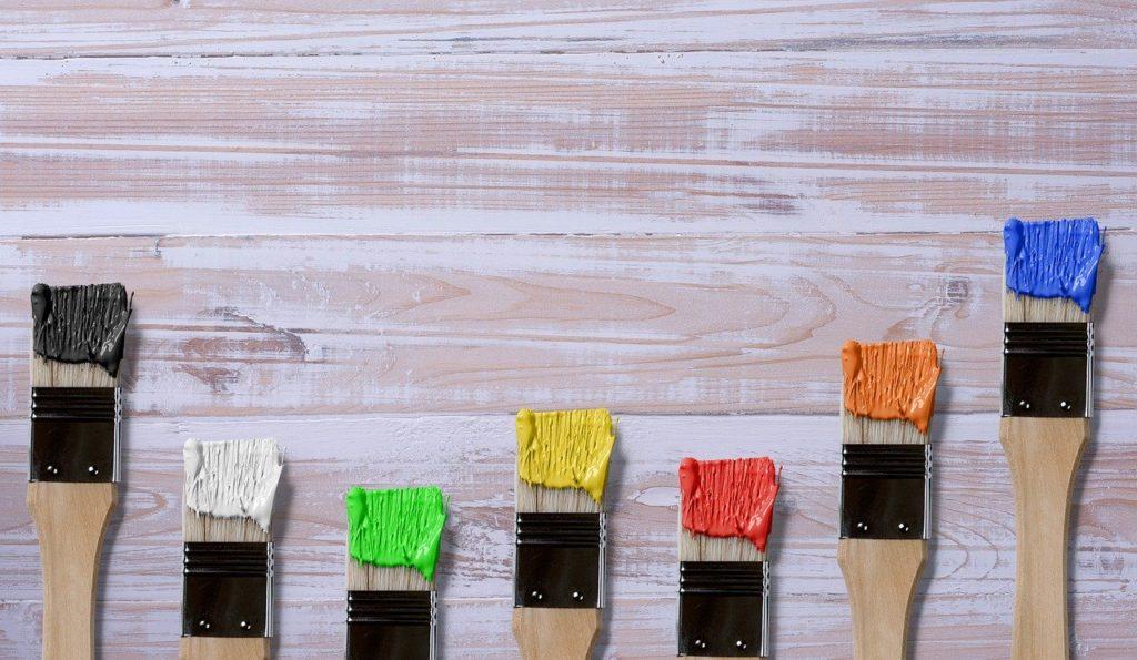 Prendete in considerazione i colori della vostra stanza