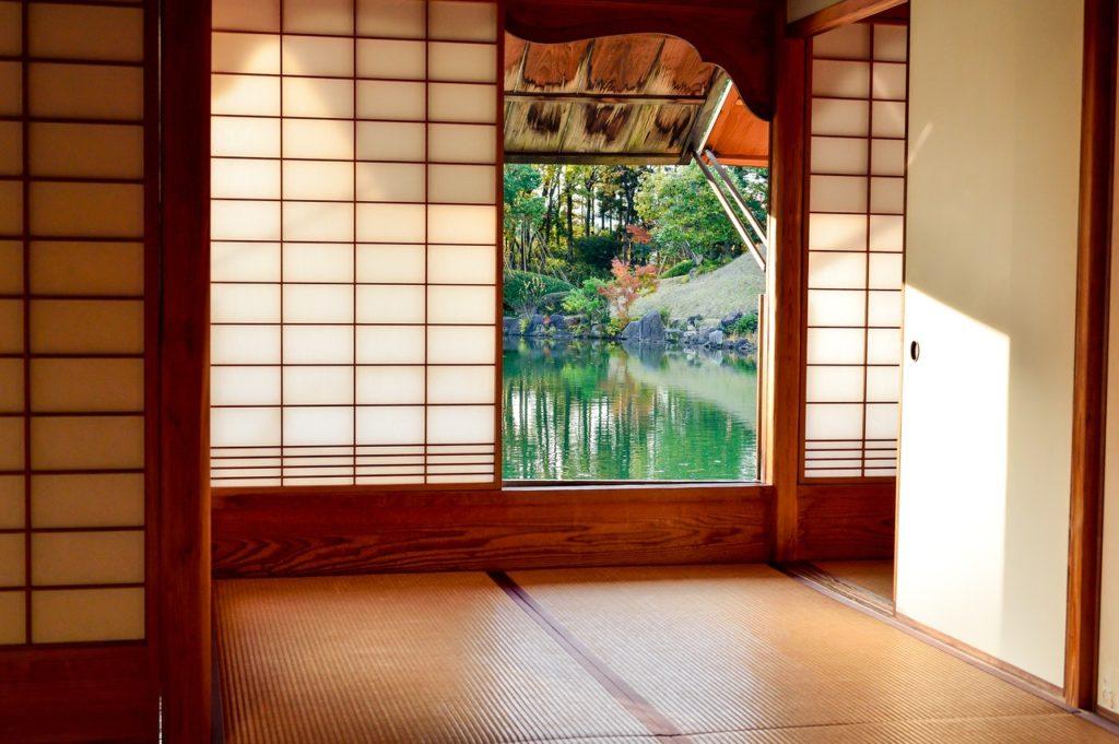 Qu'est-ce que le japandi maison japonaise
