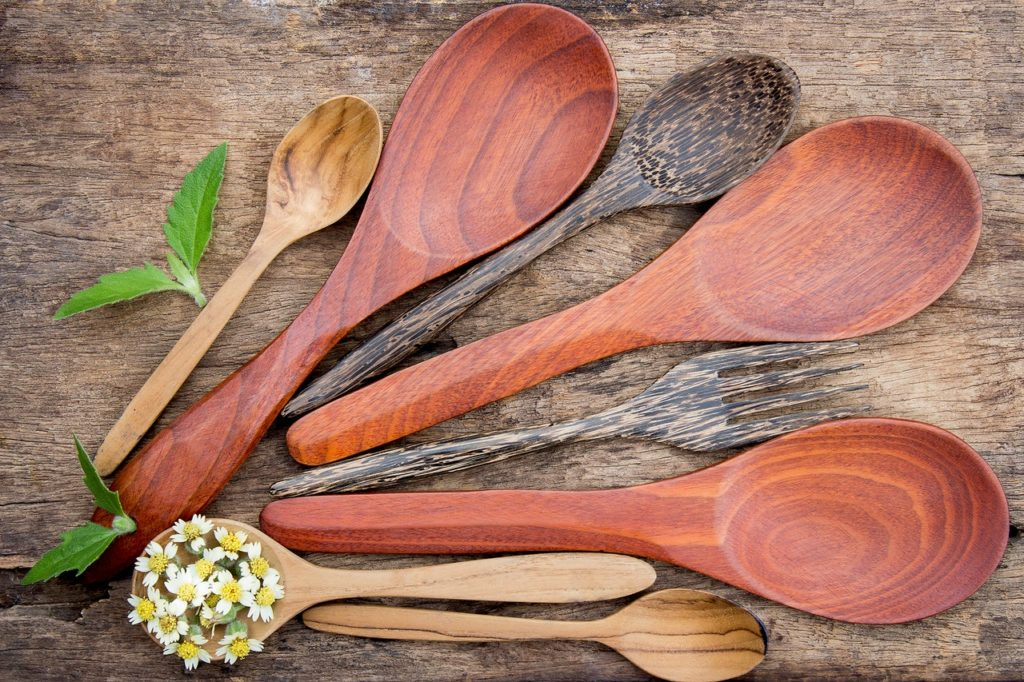 Organisez vos ustensiles de cuisine