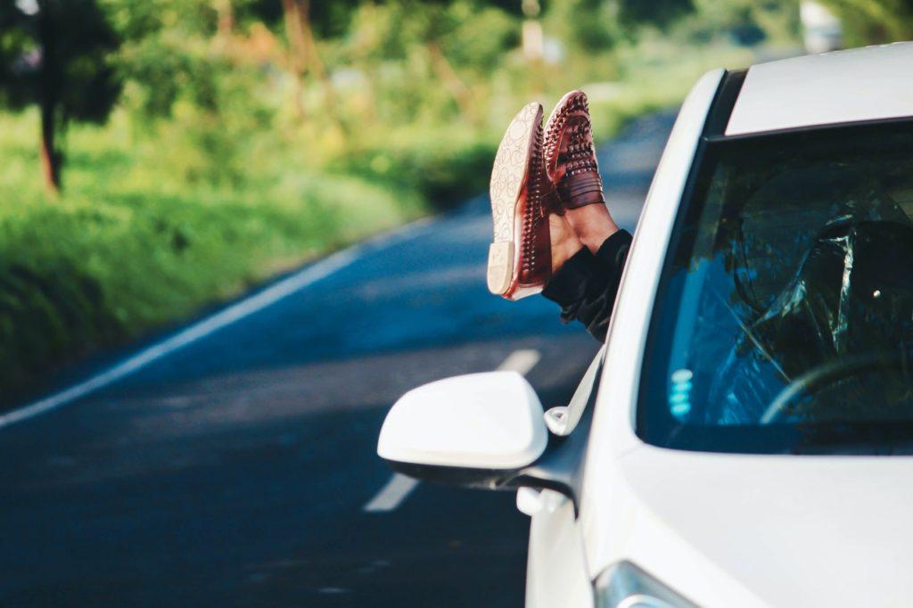 Voyager en voiture sans stress