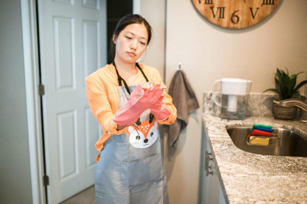 Reconnaître que ce n'est pas (vraiment) une question de tâches ménagères