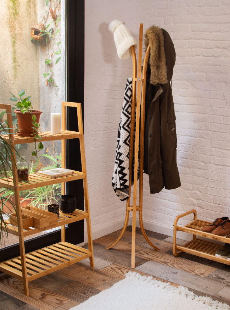 L'étagère en bambou « Riga »