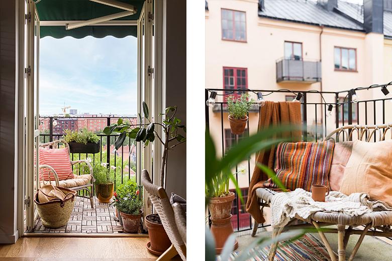 balcon bohème