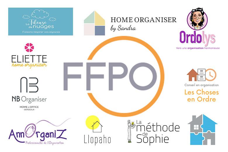 Professionnels de l'organisation de la FFPO